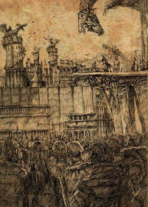 Coronation of Rhaenyra Targaryen