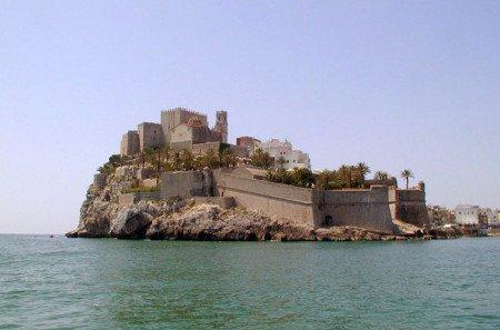 Замок в Пеньисколе