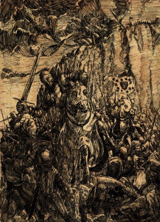 Иллюстрации к повести 171 Принцесса и королева 187 Джошуа