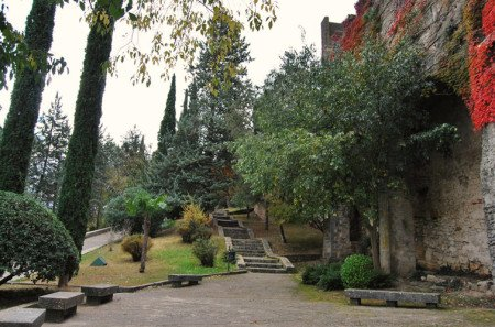 Туристический маршрут в Жироне