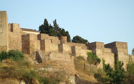 Крепость Алькасаба, провинция Альмерия