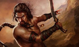 Drogo's Arakh