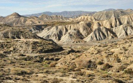 Пустыня Табернас
