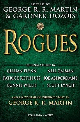 Обложка первого издания оригинальной антологии Rogues