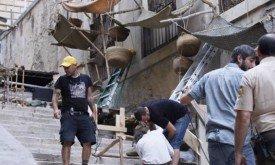 Приготовления в Сан-Марти, Жирона, Испания (2 сентября)
