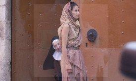 Монахиня настоящая и горожанка фальшивая