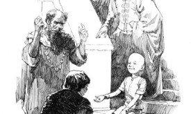 Иллюстрация к Таинственному рыцарю