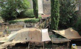 Приготовления в Жироне (2 сентября)