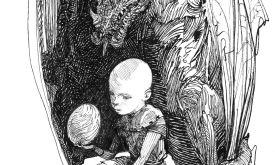 Эгг с яйцом дракона