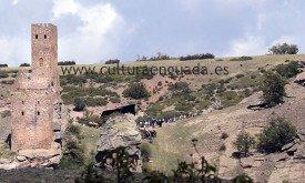 Съемки в крепости Кастильо-де-Сафра, 29 сентября