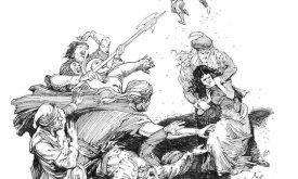 Эйрион нападает на кукольников