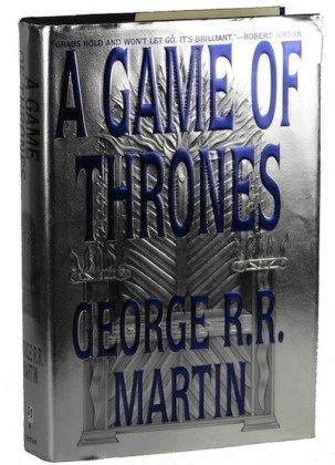 Первое издание «Игры престолов» издательства Bantam, 1996 г.