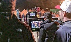 Дэвид Беньофф и Дэн Вайс наблюдают за съемками в Альмерии