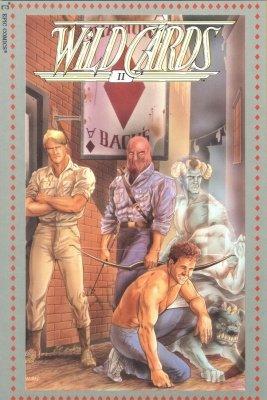 Комикс «Дикие карты» (1990), т. 2