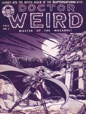 Dr. Weird #1 (1970)