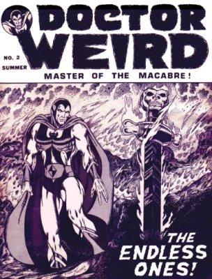 Dr. Weird #2 (1971)