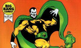 Специальный номер комикса «Doctor Weird» (1994)