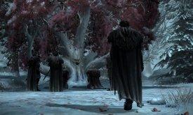 Новобранцы Дозора приносят присягу перед чардревом
