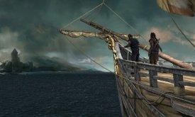 Эшер прибывает в Вестерос