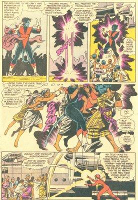 «Люди Икс: Герои надежды» (Heroes for Hope: Starring the X-Men), стр. 34