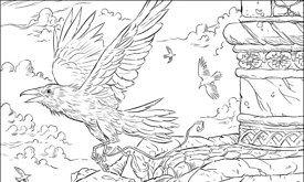 Вороны  (илл. Адам Стоулер)