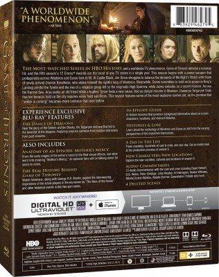 Blu-ray-издание пятого сезона