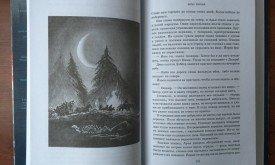 ч/б иллюстрация