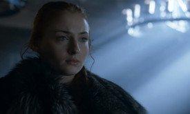 Санса, кажется, в замке и, кажется, не в положении угнетенной. Кстати, где-то неподалеку на Севере замечен Мизинец