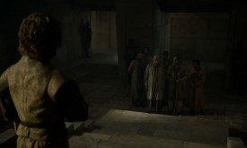Тирион принимает просителей,