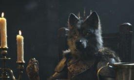 Молодой Волк Робб Старк