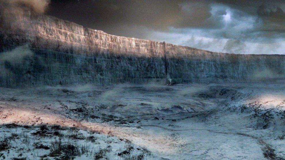 Стена в сериале Игра престолов