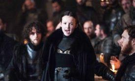 Лианна выступает перед лордами