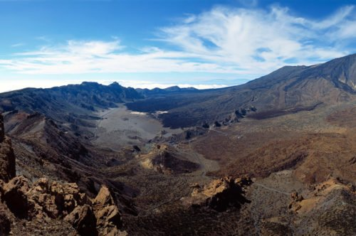 Национальный парк Тейде на Канарских островах