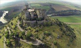 Замок XIV века Альмодовар дель Рио, 7 дней в ноябре