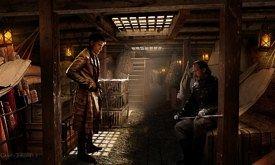Джейме и Бронн плывут в Дорн