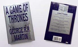 Первое издание «Игры престолов»
