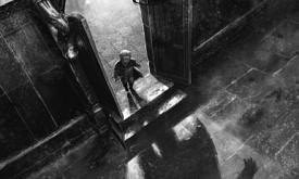 Тирион отбрасывает большую тень (худ. Дидье Граффе)