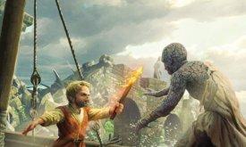 Тирион и каменный человек