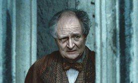 Джим Бродбент в роли профессора Слизнорта, «Гарри Поттер»