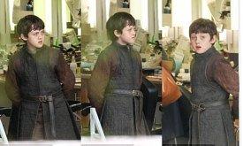Юный лорд или сын лорда — новый персонаж.