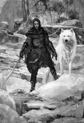 Джон и Призрак