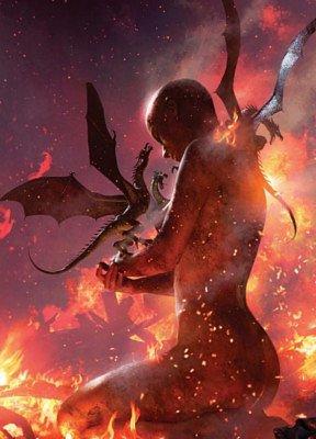 Рождение драконов