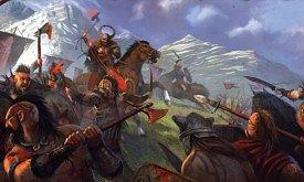 Первые люди против андалов (Семизвездная битва)