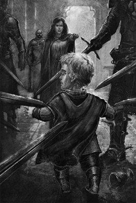 Кейтилин захватывает Тириона