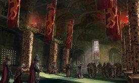Интриги в тронном зале