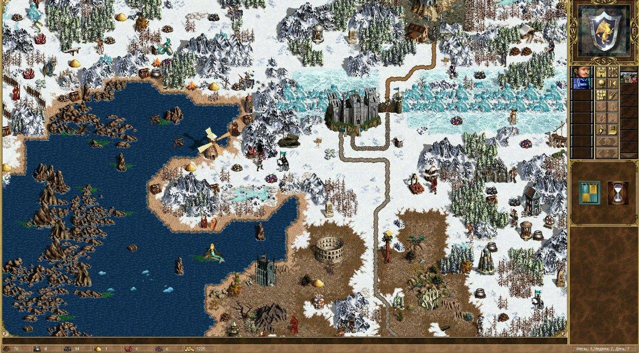 Карты герои 3 играть играть в онлайн рулетку без регистрации