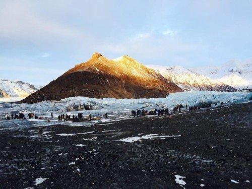 Съемки Игры престолов в Исландии