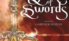 Обложка сборника The Book of Swords