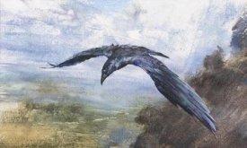 Трехглазая Ворона (май)