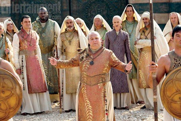 Квартийцы, как они показаны в сериале.